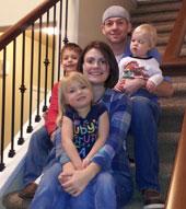 Brickles family