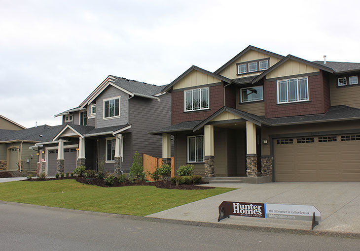 Why Choose A Hunter Home Hunter Homes Building